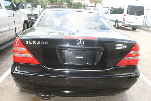 2001 Mercedes-Benz SLK230 Kompressor Houston, Texas 2