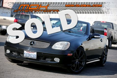 2001 Mercedes-Benz SLK320 - V6 - Leather in Los Angeles