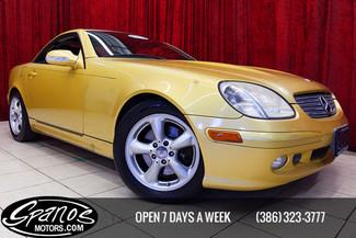 2001 Mercedes-Benz SLK320  | Daytona Beach, FL | Spanos Motors-[ 2 ]