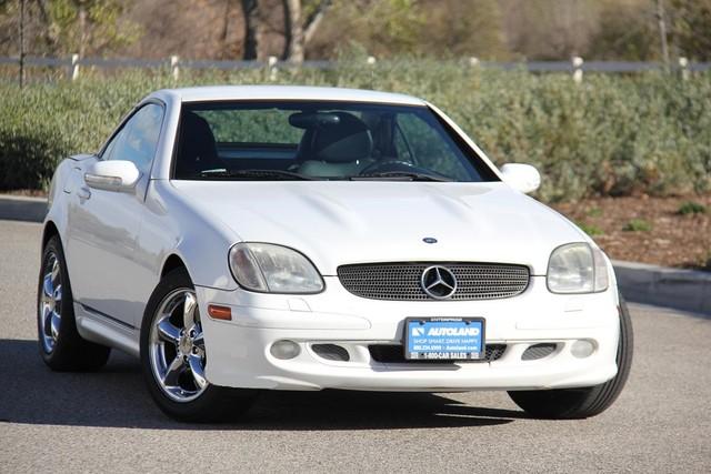 2001 Mercedes-Benz SLK320 Santa Clarita, CA 3