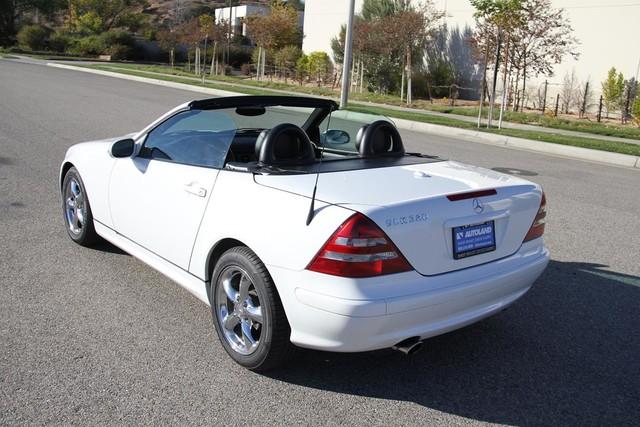 2001 Mercedes-Benz SLK320 Santa Clarita, CA 15