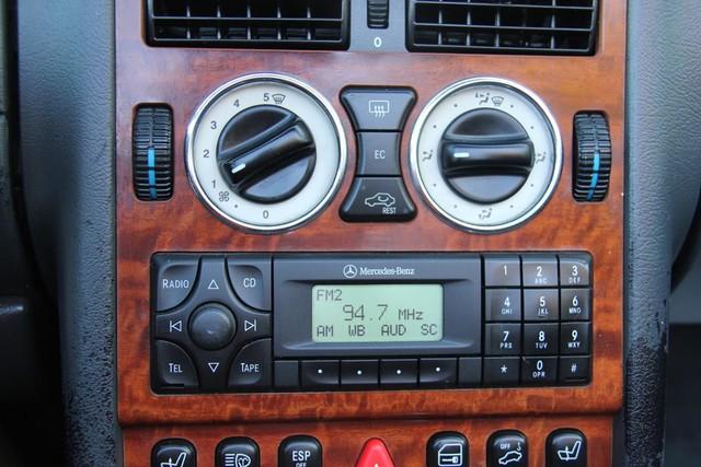 2001 Mercedes-Benz SLK320 Santa Clarita, CA 19