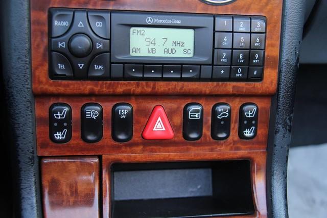 2001 Mercedes-Benz SLK320 Santa Clarita, CA 20