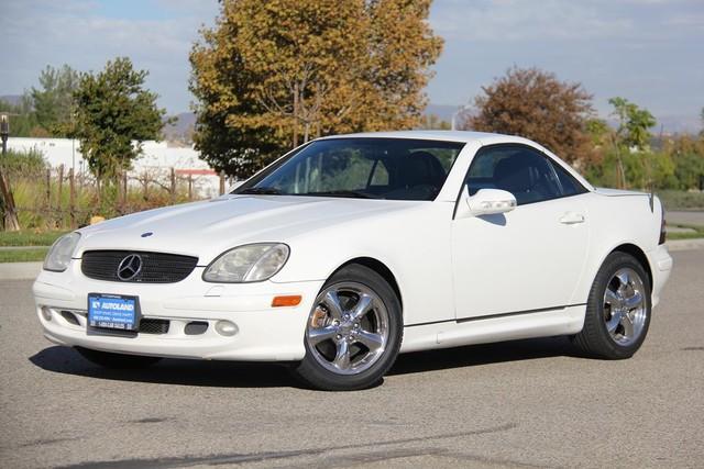 2001 Mercedes-Benz SLK320 Santa Clarita, CA 1