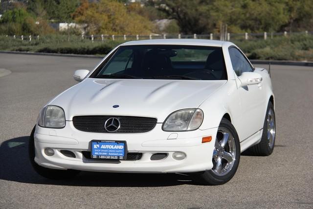 2001 Mercedes-Benz SLK320 Santa Clarita, CA 4