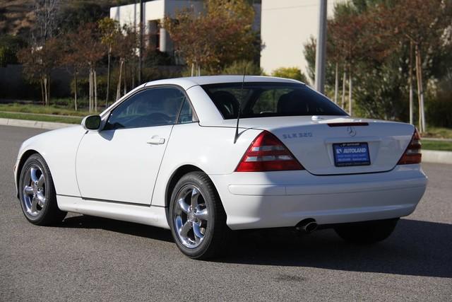 2001 Mercedes-Benz SLK320 Santa Clarita, CA 5