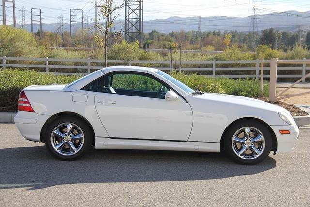 2001 Mercedes-Benz SLK320 Santa Clarita, CA 12