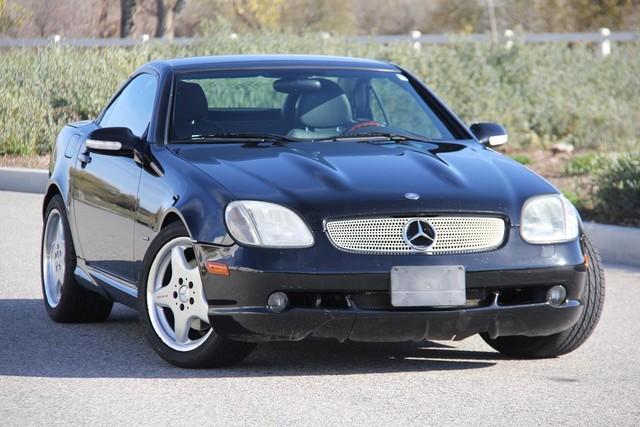 2001 Mercedes-Benz SLK320 AMG PACKAGE Santa Clarita, CA 3