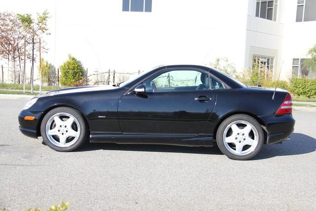 2001 Mercedes-Benz SLK320 AMG PACKAGE Santa Clarita, CA 11