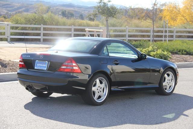 2001 Mercedes-Benz SLK320 AMG PACKAGE Santa Clarita, CA 6
