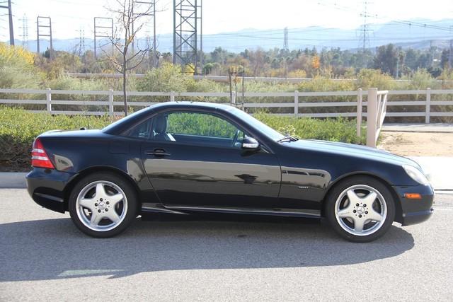 2001 Mercedes-Benz SLK320 AMG PACKAGE Santa Clarita, CA 12