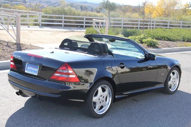 2001 Mercedes-Benz SLK320 AMG PACKAGE Santa Clarita, CA 15