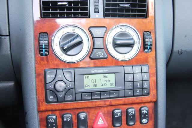 2001 Mercedes-Benz SLK320 AMG PACKAGE Santa Clarita, CA 18