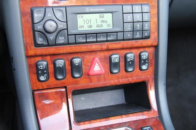 2001 Mercedes-Benz SLK320 AMG PACKAGE Santa Clarita, CA 19