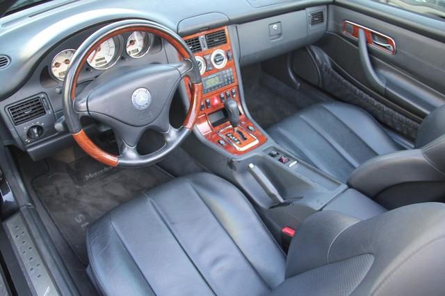 2001 Mercedes-Benz SLK320 AMG PACKAGE Santa Clarita, CA 8