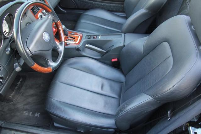 2001 Mercedes-Benz SLK320 AMG PACKAGE Santa Clarita, CA 21
