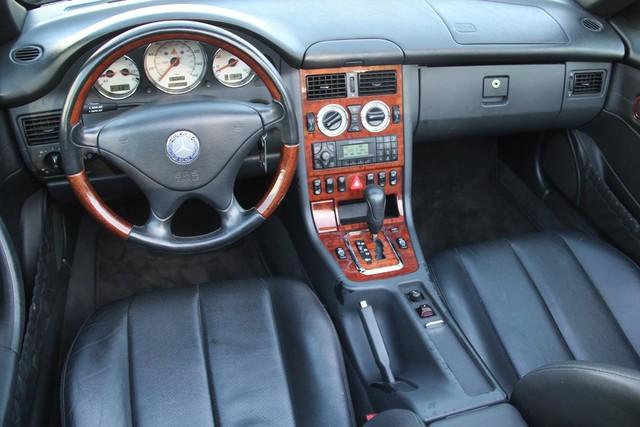2001 Mercedes-Benz SLK320 AMG PACKAGE Santa Clarita, CA 7