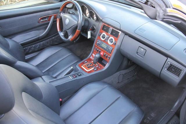 2001 Mercedes-Benz SLK320 AMG PACKAGE Santa Clarita, CA 9
