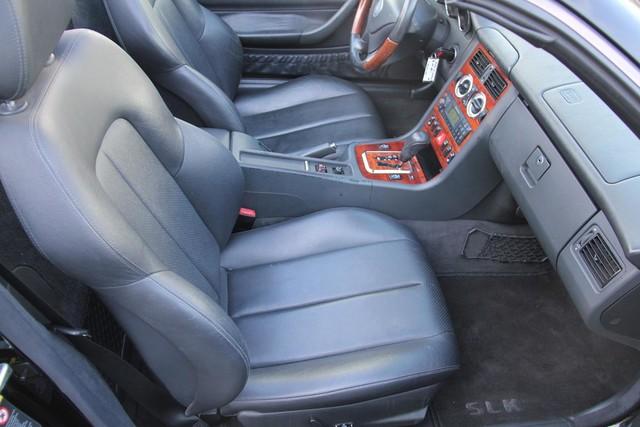2001 Mercedes-Benz SLK320 AMG PACKAGE Santa Clarita, CA 22