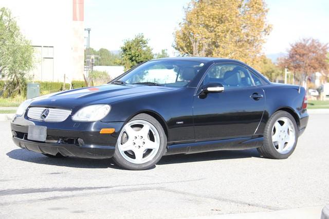 2001 Mercedes-Benz SLK320 AMG PACKAGE Santa Clarita, CA 1