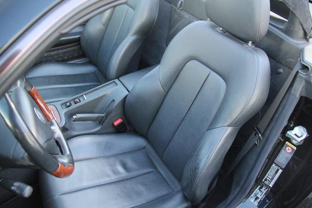 2001 Mercedes-Benz SLK320 AMG PACKAGE Santa Clarita, CA 23
