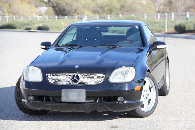 2001 Mercedes-Benz SLK320 AMG PACKAGE Santa Clarita, CA 4