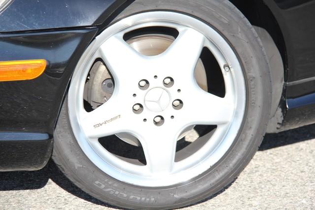 2001 Mercedes-Benz SLK320 AMG PACKAGE Santa Clarita, CA 32