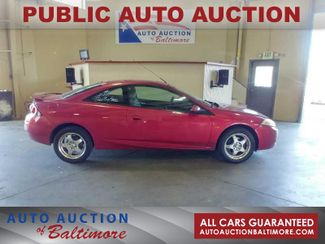 2001 Mercury Cougar  | JOPPA, MD | Auto Auction of Baltimore  in Joppa MD