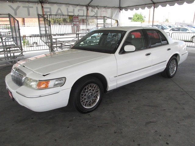 2001 Mercury Grand Marquis GS Please call or e-mail to check availability All of our vehicles a