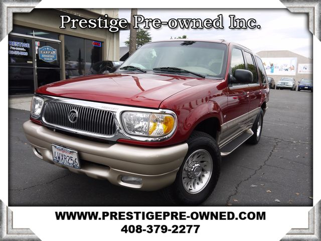 2001 Mercury Mountaineer 2001 MERCURY MOUNTAINEER---50L V8--AWD---AUTOMATIC-- LOW