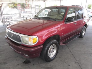 2001 Mercury Mountaineer Gardena, California