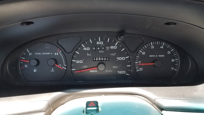 2001 Mercury Sable LS  in Frederick, Maryland