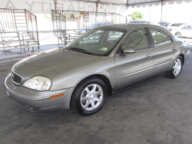 2001 Mercury Sable GS Please call or e-mail to check availability All of our vehicles are avail