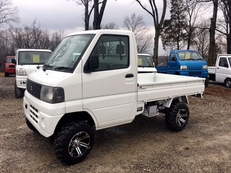 2001 Mitsubishi 4wd Minitruck [a/c]  | Jackson, Missouri | Eaton Mini Trucks/GR Imports in Jackson, Missouri