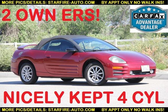2001 Mitsubishi Eclipse GS Santa Clarita, CA 0