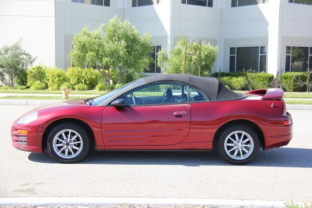 2001 Mitsubishi Eclipse GS Santa Clarita, CA 10