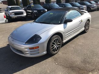 2001 Mitsubishi Eclipse Spyder GT  city MA  Baron Auto Sales  in West Springfield, MA