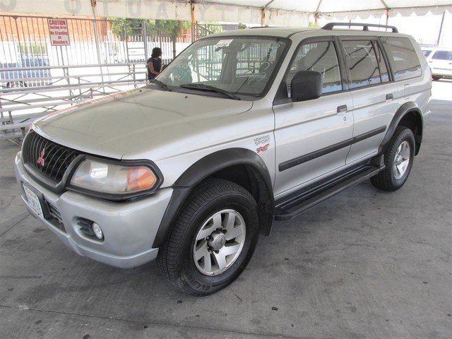 2001 Mitsubishi Montero Sport XS Please call or e-mail to check availability All of our vehicle
