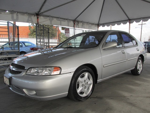 2001 Nissan Altima GXE Please call or e-mail to check availability All of our vehicles are avail