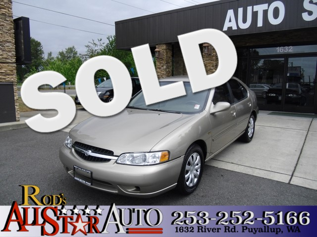 2001 Nissan Altima GXE Fuel effecient and Nissan reliability Need I say more This Altima is the