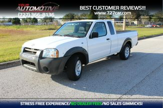 2001 Nissan Frontier in PINELLAS PARK, FL