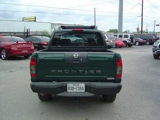 2001 Nissan Frontier XE San Antonio, Texas 6