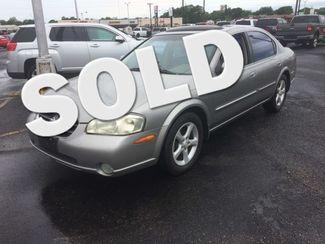 2001 Nissan Maxima GLE in Oklahoma City OK