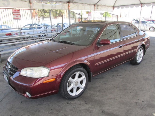 2001 Nissan Maxima SE This particular vehicle has a SALVAGE title Please call or email to check av