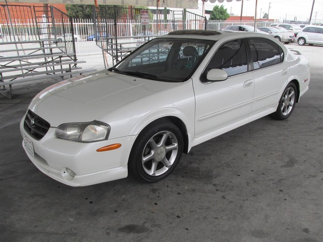 2001 Nissan Maxima SE 20th Anniv Please call or e-mail to check availability All of our vehicle