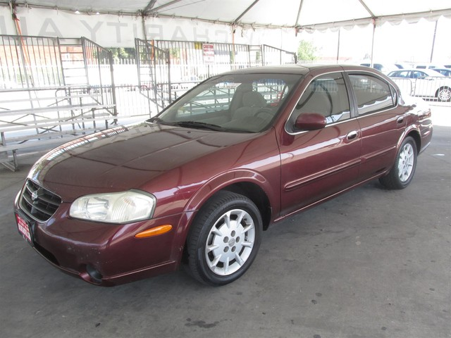 2001 Nissan Maxima GXE Please call or e-mail to check availability All of our vehicles are avai