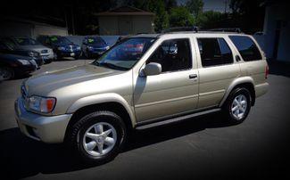 2001 Nissan Pathfinder LE Sport Utility Chico, CA 4