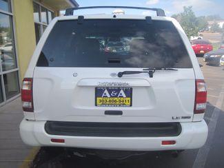 2001 Nissan Pathfinder LE Englewood, Colorado 5