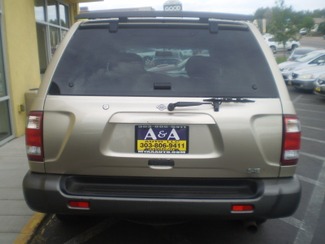 2001 Nissan Pathfinder SE Englewood, Colorado 5