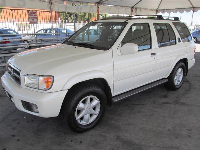 2001 Nissan Pathfinder LE This particular Vehicles true mileage is unknown TMU Please call or